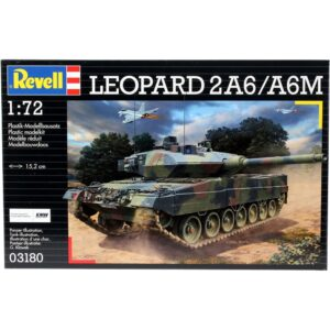 Revell Leopard 2 A6/A6M 1:72 1/4