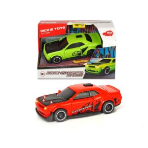 Dickie Toys Dodge Challenger 1/3